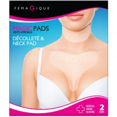 Silicone Anti Wrinkle Chest & Neck Pads